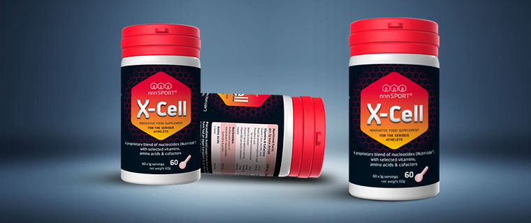 nnnSPORT X-Cell Product Pack Image 003