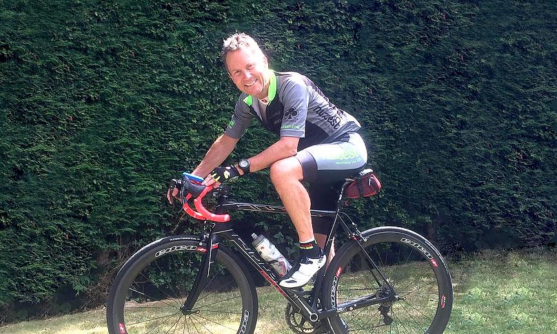 Rob UK to Paris Bike Ride Image 001