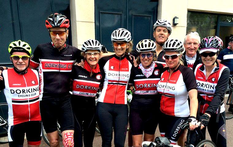 Mel UK to Paris Bike Ride Image 001